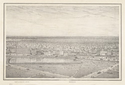 Panorama of Calcutta. Section 4